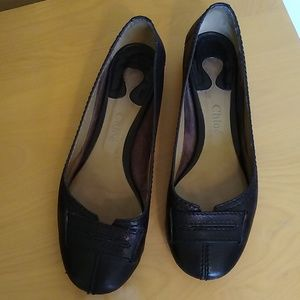 Chloe loafers
